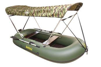 Тент ходовой для лодки пвх своими руками