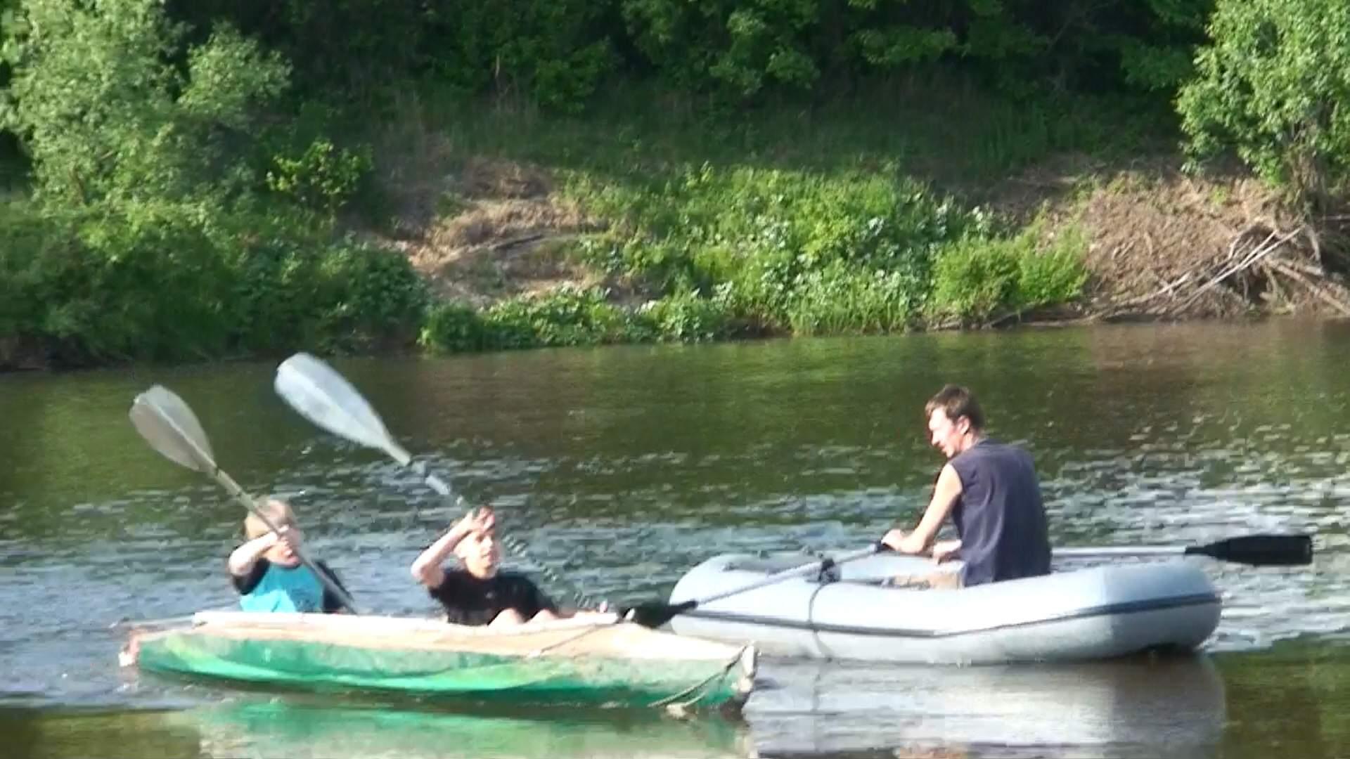 Что должно быть в лодке при нахождение на водоеме