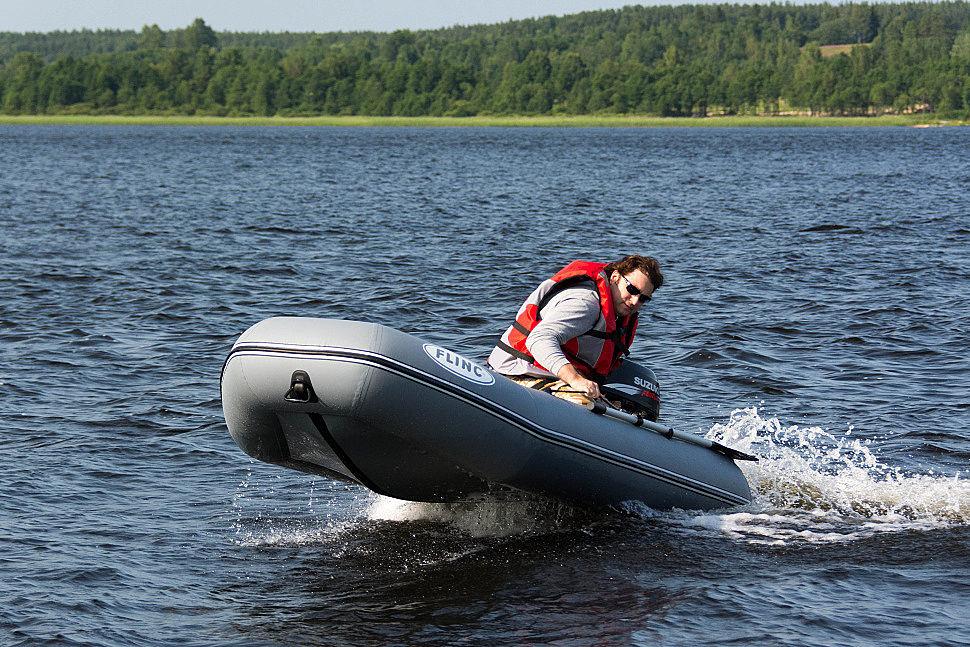 купить лодку flinc в спб