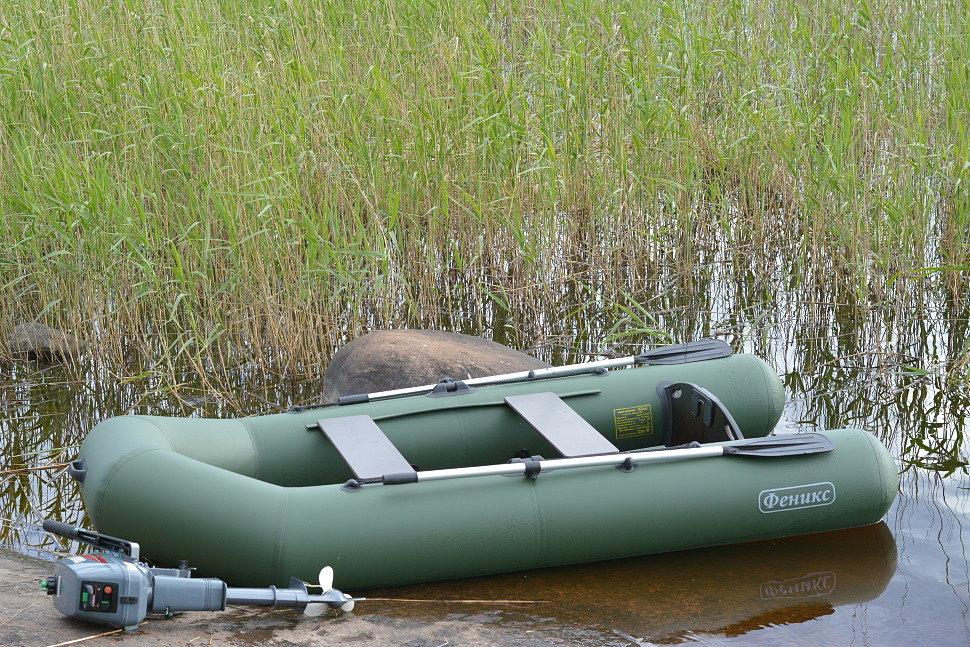 лодка форт цена